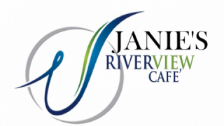 Janies Riverview Cafe logo