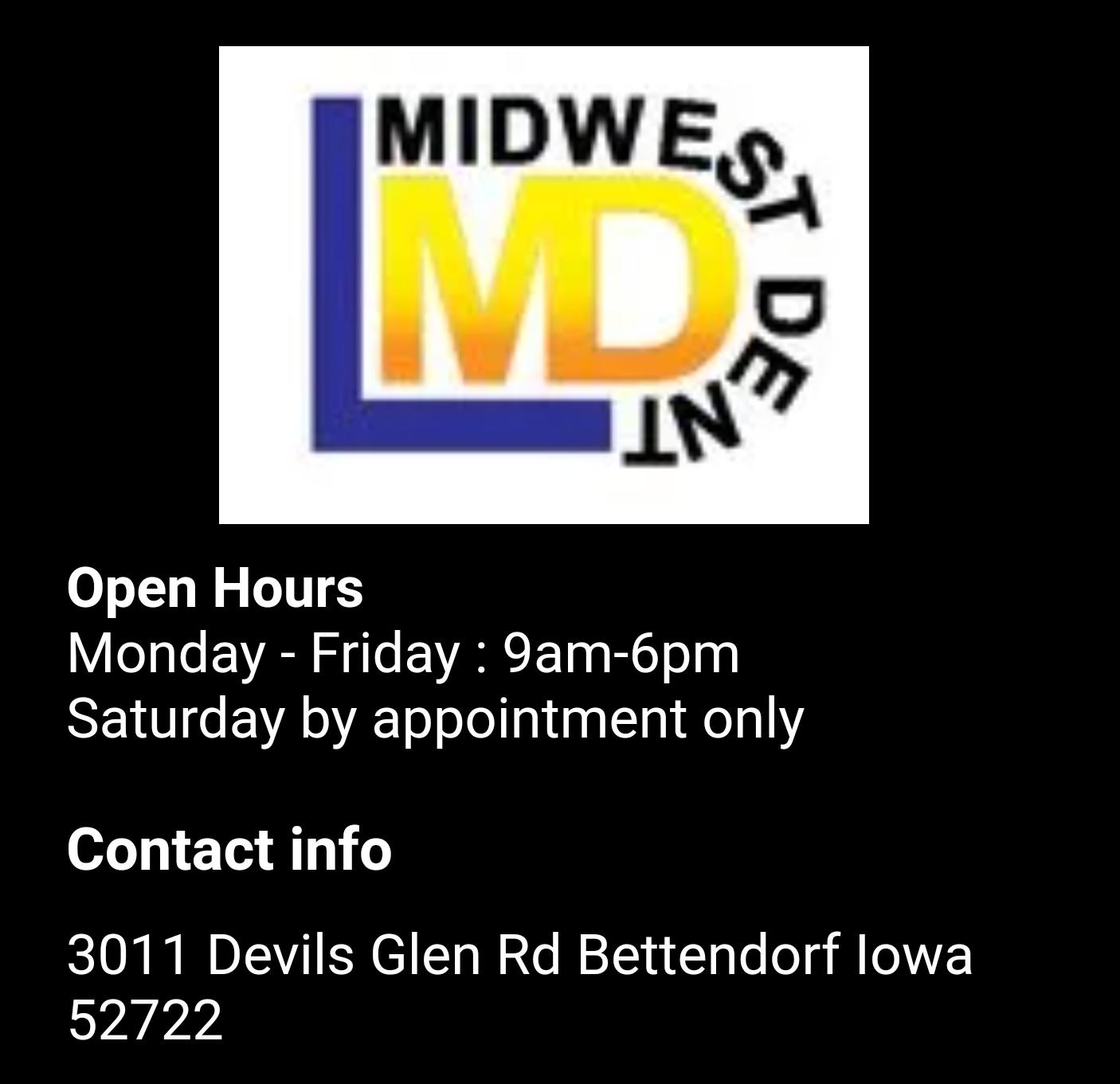 Midwest Dent logo