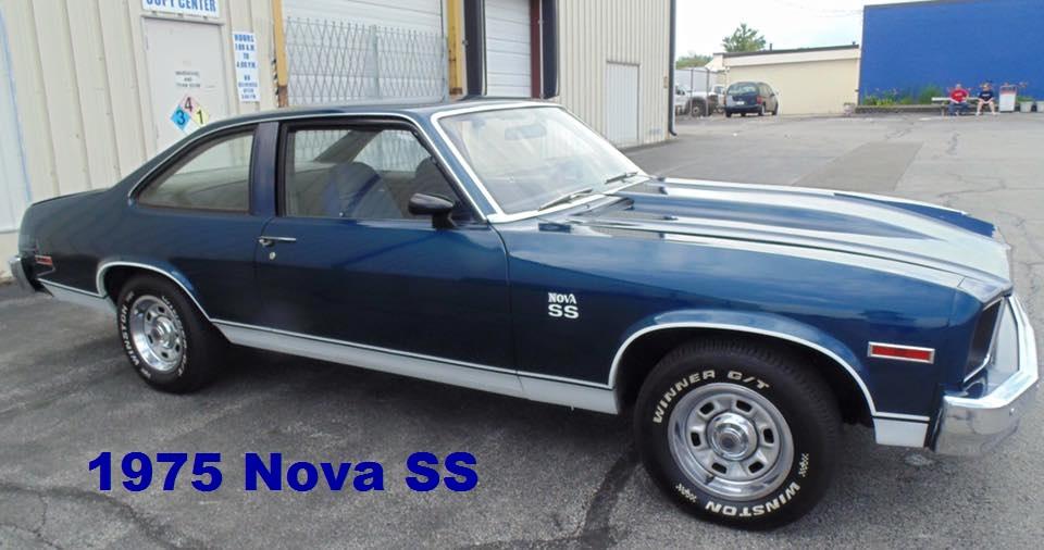 1975 Nova SS