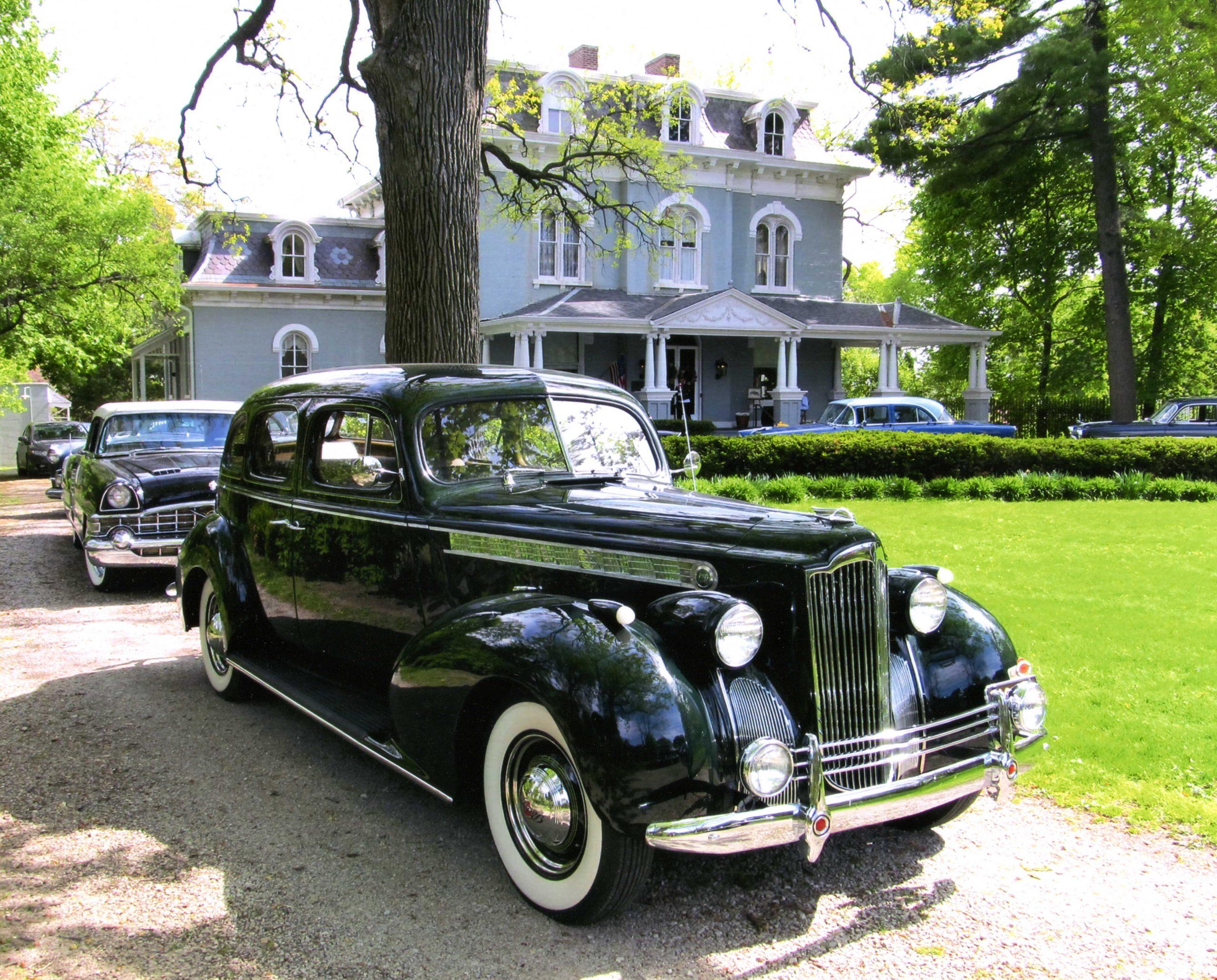 49 Packard Sedan