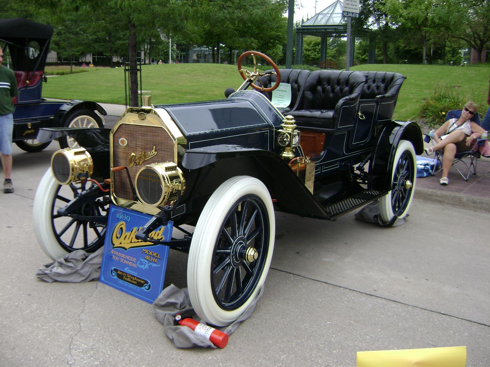 1909 Oakland 40 Touring