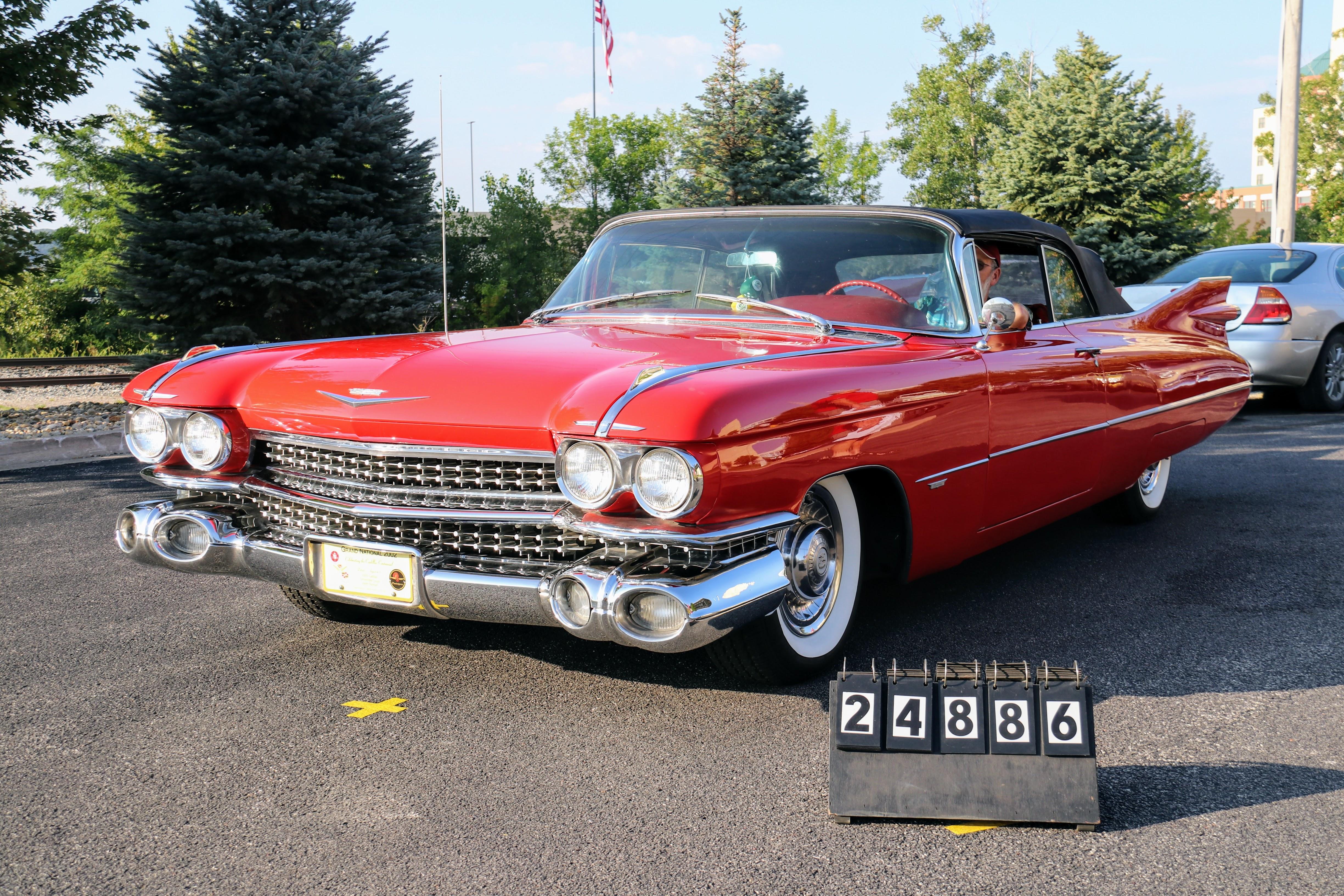 1959-Cadillac-Convertable