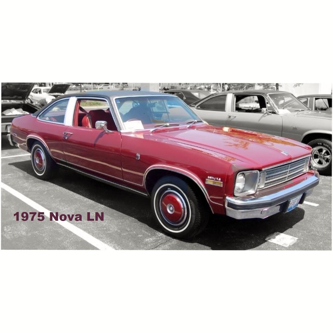 1975 Nova LN